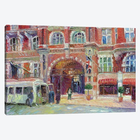 London Canvas Print #RWA105} by Richard Wallich Canvas Art