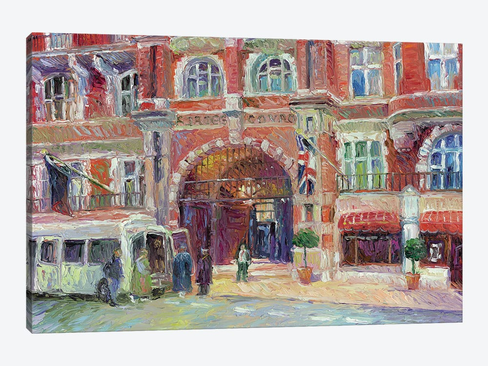 London by Richard Wallich 1-piece Art Print