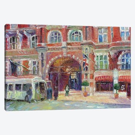 London Canvas Print #RWA105} by Richard Wallich Canvas Art