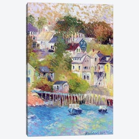 Maine Canvas Print #RWA107} by Richard Wallich Canvas Artwork