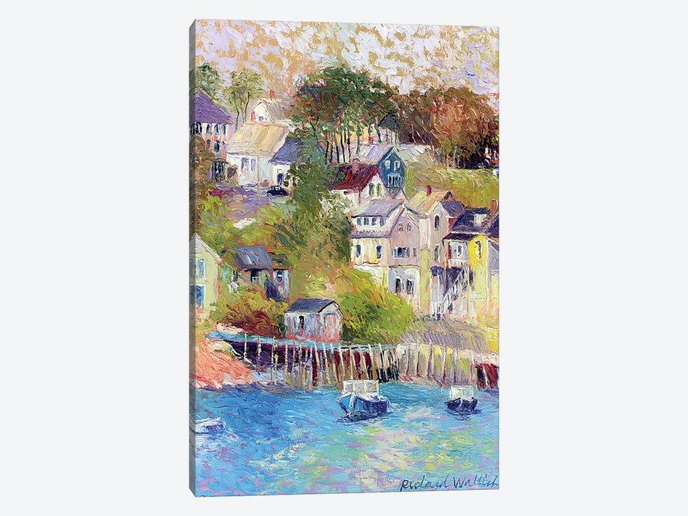 Maine by Richard Wallich 1-piece Canvas Print