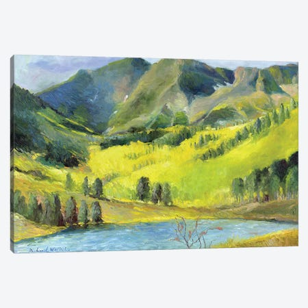 Marron Bells Canvas Print #RWA111} by Richard Wallich Canvas Artwork