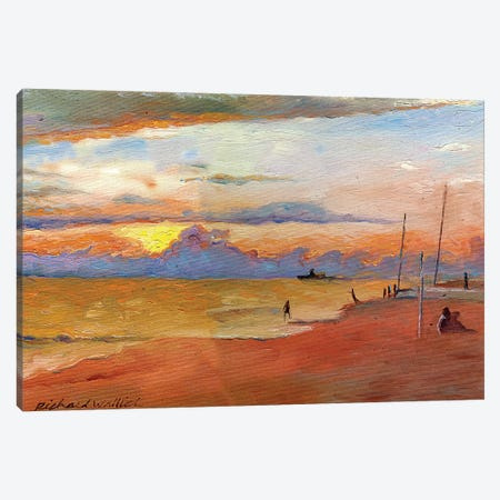 Mexico Canvas Print #RWA115} by Richard Wallich Canvas Art Print