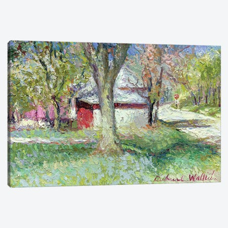Morrison I Canvas Print #RWA117} by Richard Wallich Art Print