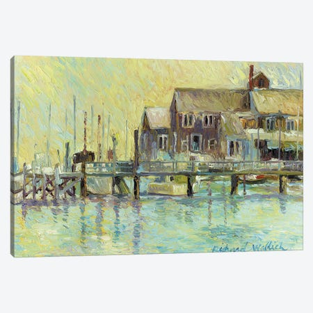 Narragansett Canvas Print #RWA118} by Richard Wallich Canvas Wall Art