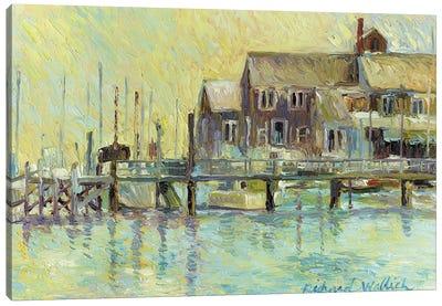 Narragansett Canvas Art Print