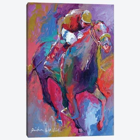 Pimlico Canvas Print #RWA138} by Richard Wallich Canvas Wall Art