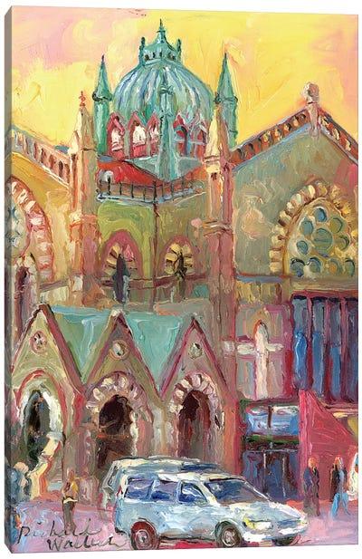 Boston III Canvas Print #RWA13