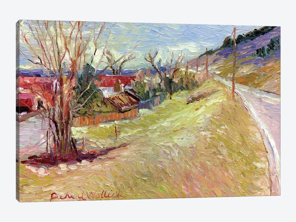 Rooney Ranch V by Richard Wallich 1-piece Art Print