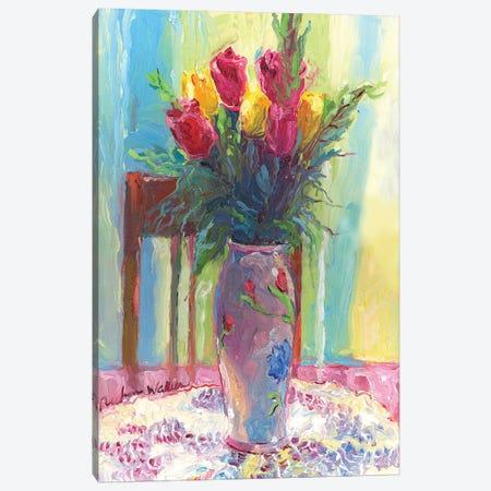 Roses IV Canvas Print #RWA156} by Richard Wallich Canvas Print