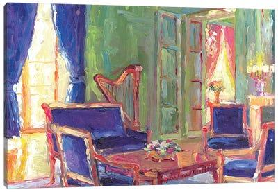 Salon Canvas Print #RWA159
