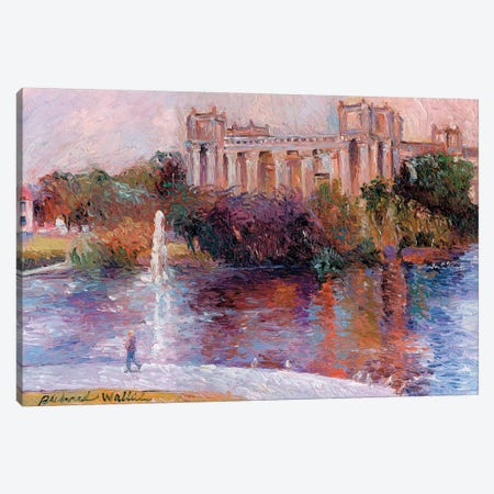 San Francisco II Canvas Print #RWA162} by Richard Wallich Canvas Print