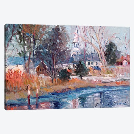 St. Paul Canvas Print #RWA167} by Richard Wallich Canvas Art