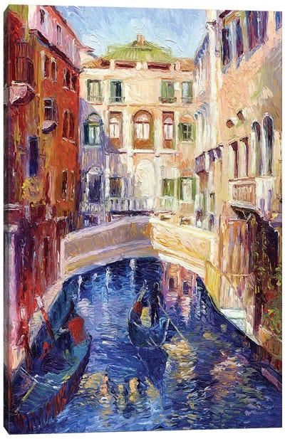 Venice Canvas Print #RWA184