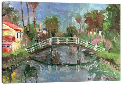Venice, CA Canvas Print #RWA186