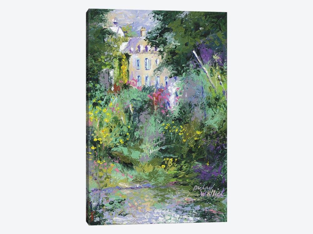 Westport by Richard Wallich 1-piece Canvas Print