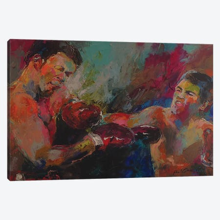 Ali Canvas Print #RWA1} by Richard Wallich Canvas Art Print