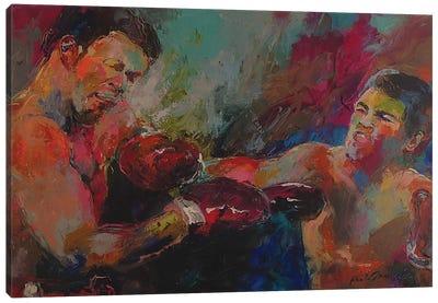 Ali Canvas Art Print