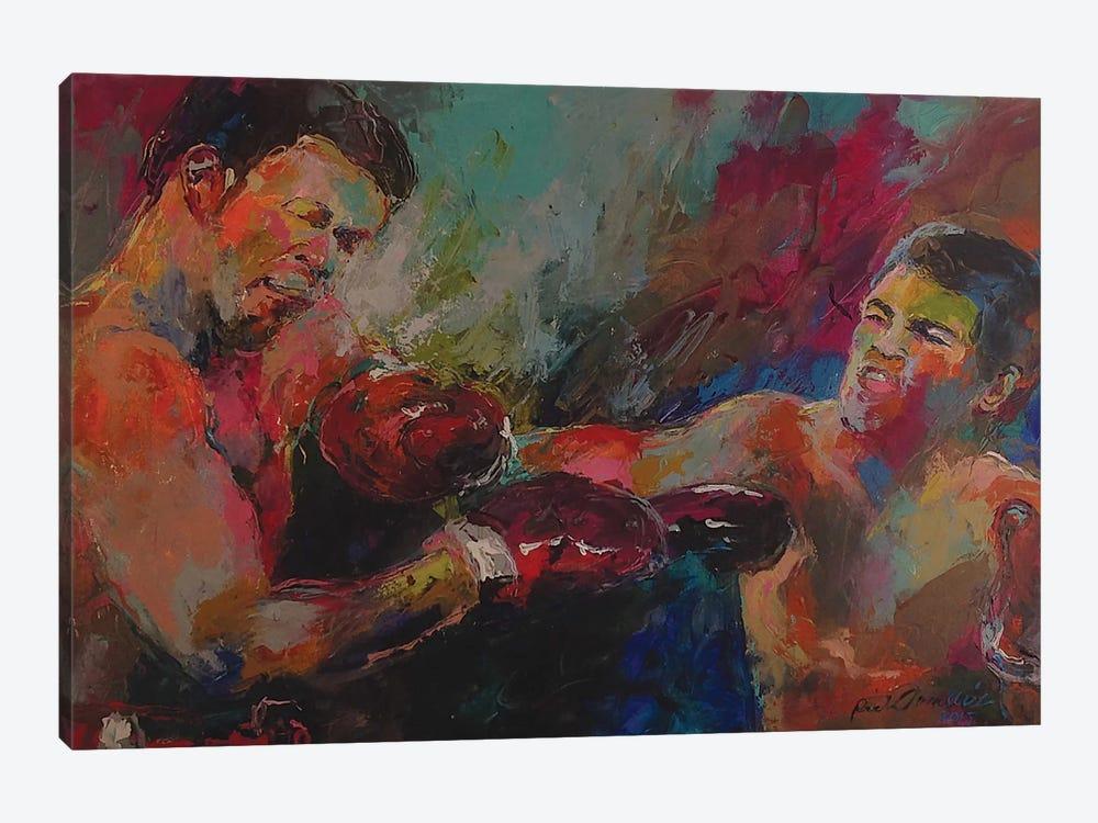 Ali by Richard Wallich 1-piece Canvas Print