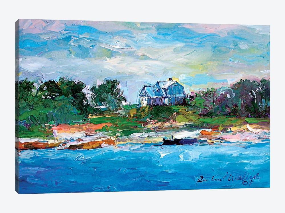 P8 by Richard Wallich 1-piece Canvas Art