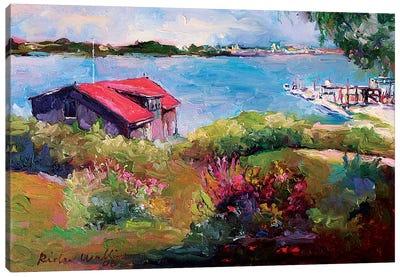 Reservoir Canvas Print #RWA274