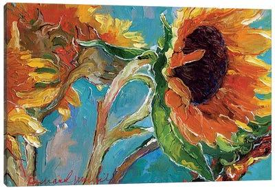 Sunflowers V Canvas Print #RWA282