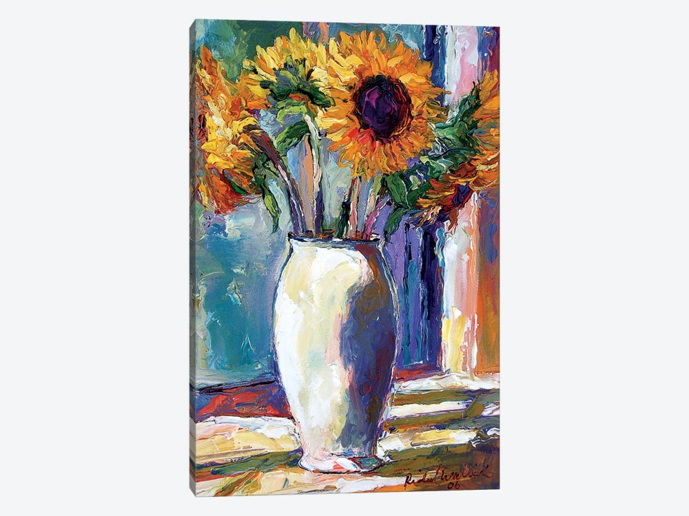 Sunny by Richard Wallich 1-piece Canvas Wall Art