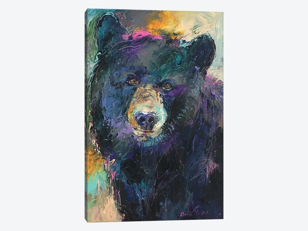 Art Bear by Richard Wallich 1-piece Canvas Print