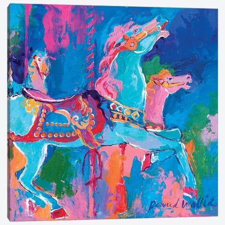 Art Car I Canvas Print #RWA307} by Richard Wallich Canvas Artwork