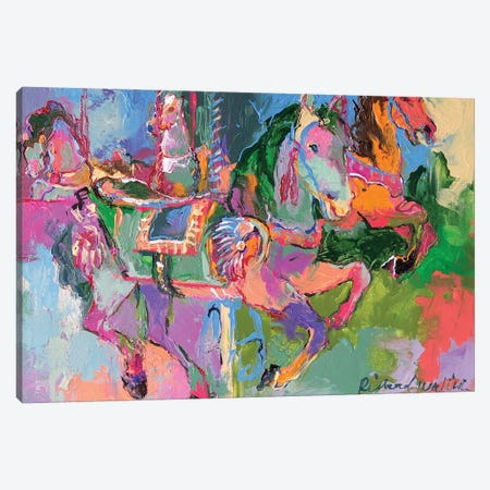 Art Car III Canvas Print #RWA309} by Richard Wallich Art Print