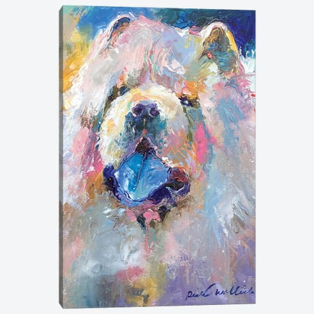 Art Chow Canvas Print #RWA311} by Richard Wallich Canvas Art