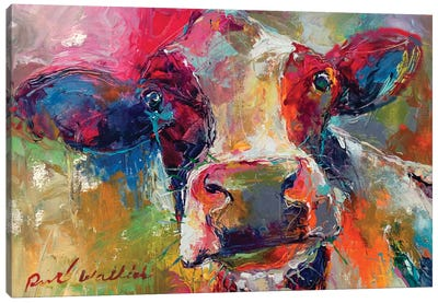 Art Cow Canvas Art Print