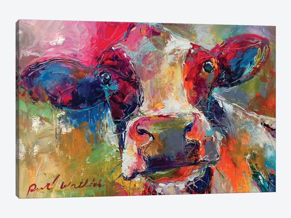 Art Cow Canvas Artwork By Richard Wallich Icanvas