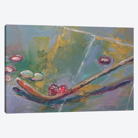 Chips Canvas Print #RWA31} by Richard Wallich Canvas Art Print