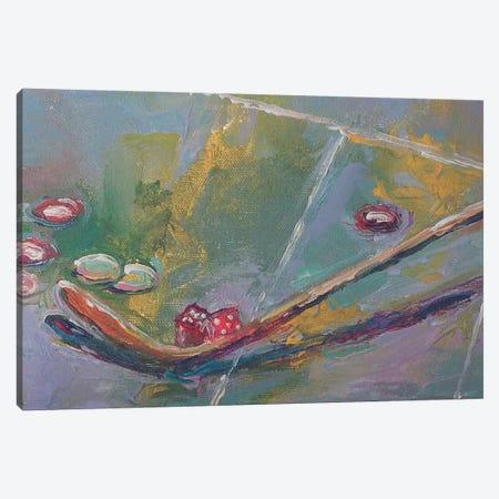 Chips Canvas Print #RWA31} by Richard Wallich Canvas Art Print
