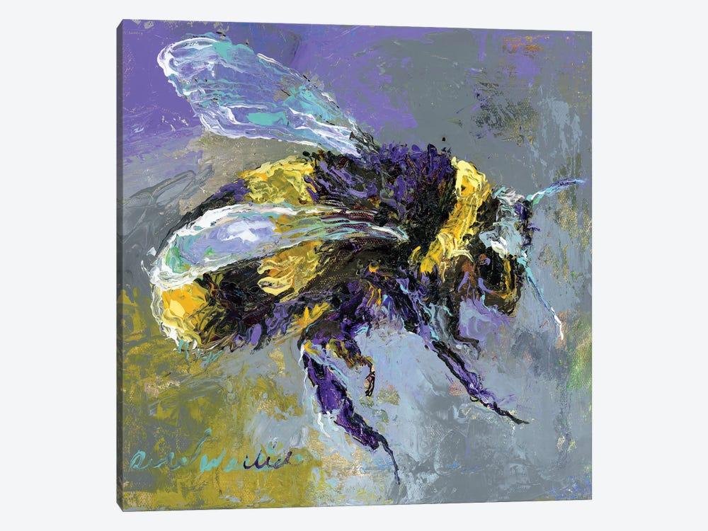BumbleBee by Richard Wallich 1-piece Canvas Artwork