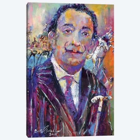 Dali Canvas Print #RWA329} by Richard Wallich Art Print