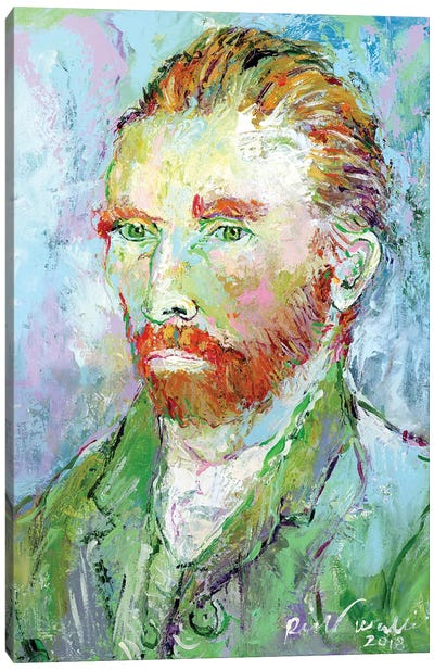 Van Gogh Canvas Art Print