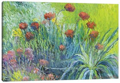 Art Flowers I Canvas Print #RWA3