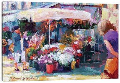 Flowers Canvas Print #RWA52