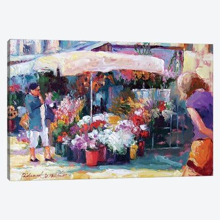 Flowers Canvas Print #RWA52} by Richard Wallich Canvas Print