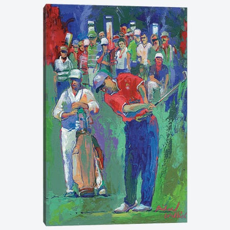 Golf Canvas Print #RWA71} by Richard Wallich Art Print