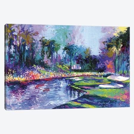 Golf Hole I Canvas Print #RWA72} by Richard Wallich Canvas Print