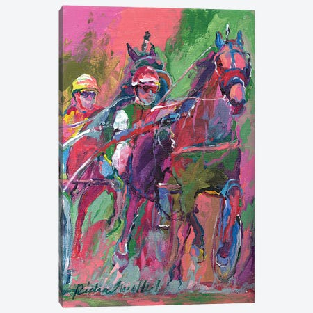 Harness I Canvas Print #RWA77} by Richard Wallich Canvas Wall Art