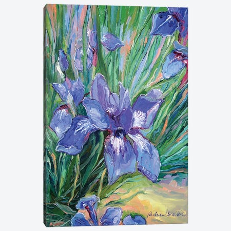 Iris Canvas Print #RWA86} by Richard Wallich Canvas Print