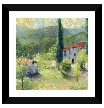 Italy I Framed Art Print