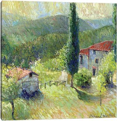 Italy I Canvas Art Print