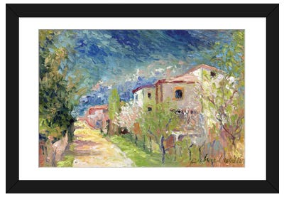 Italy II Framed Art Print