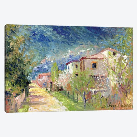 Italy II Canvas Print #RWA88} by Richard Wallich Canvas Wall Art