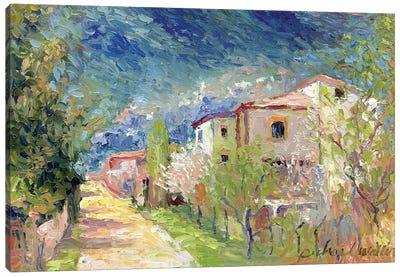 Italy II Canvas Art Print